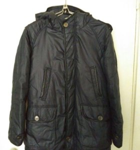 Куртка демисезонная утепленная . Фирма Гулливер.