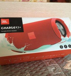 Jbl charge k3+, 🥉модель red