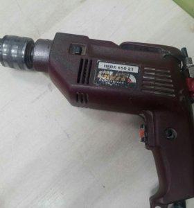 Дрель GMT IMD 650 21