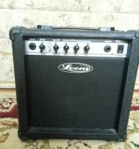 Усилитель (комбик) Leem S15G для гитары