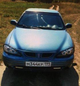 Понтиак-ГрандАм 1999