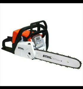 Бензопила stihl ms 180 c-be новая