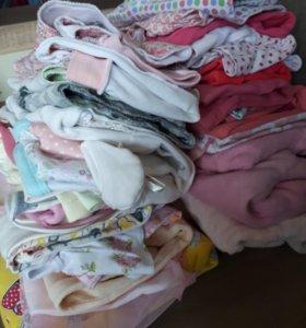 Вещи одежда пакетом 56-62