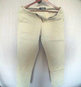 Casual брюки из плотного материала