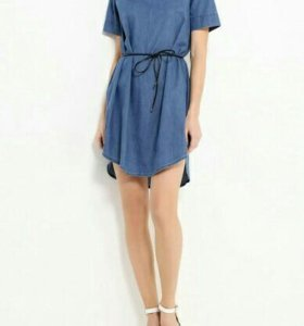 До 28 ноября - Новое джинсовое платье