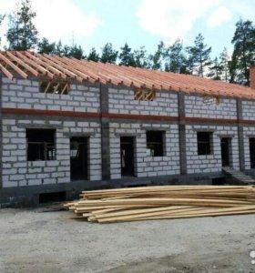 бригада выполнит фсе виды строительних работа