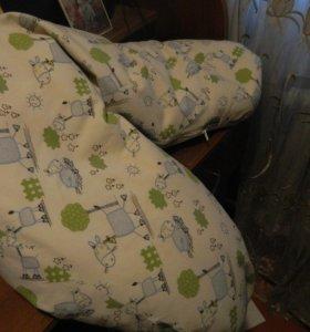 подушка для кормления грудничка