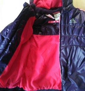 Куртка на 1.5 годика