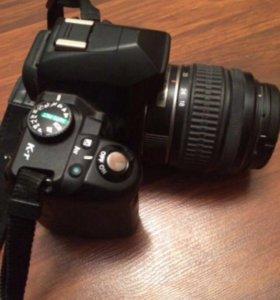 Фотоаппарат срочно