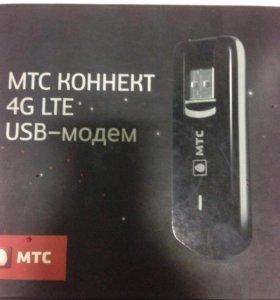 USB модем МТС 4G
