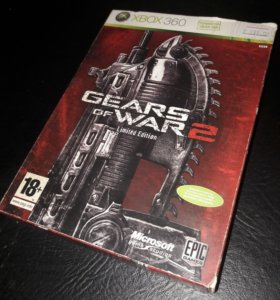 Игра для x box 360 Gears of War 2