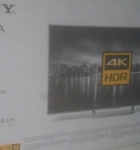 Телевизор Sony Bravia 4k HDR processor