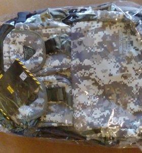 Сумка-рюкзак для ноутбука trooper gibrid 17