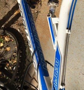"Велосипед FORWARD Benfica 918 disk (26"" 21ск) бел"