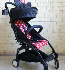 Новая коляска Babytime