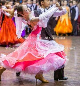 Платье ST Ю1, для бальных танцев