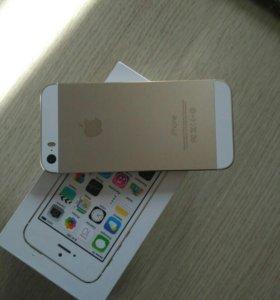Iphone 5s 32gb с отпечатком