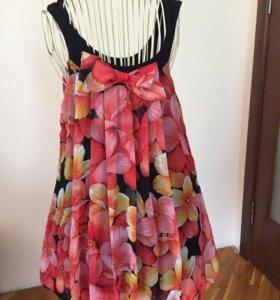 Платье-туника 44-46р-р