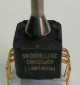Датчик давления Honeywell 40PC006G
