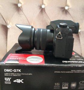 Panasonic DMC-G7K