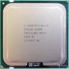 Процессор Intel Xeon 3050 - lga775