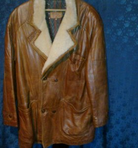 Куртка. дубленка зимняя