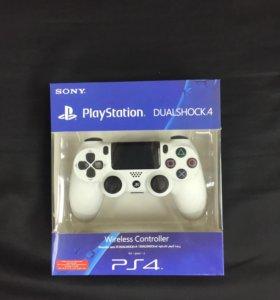 Геймпад Dualshock 4 для Playstation 4 Белый