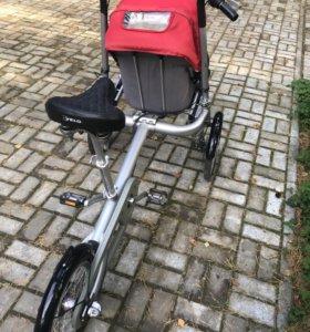 Коляска-велосипед Taga Bike