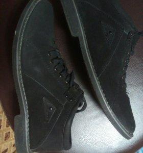 Ботинки 39 р.