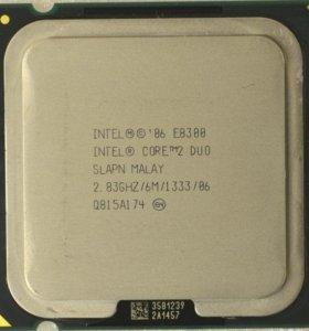 Процессор Intel CoreDuo E8300 - lga775