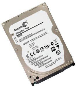 Жесткий диск для ноутбука Seagate 1000Гб