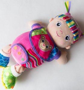 """Развивающая игрушка """"Моя Первая Кукла"""" Tomy Lamaze"""