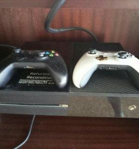 Xbox one 500gb, battlefield 1, FIFA 17, Titan fall