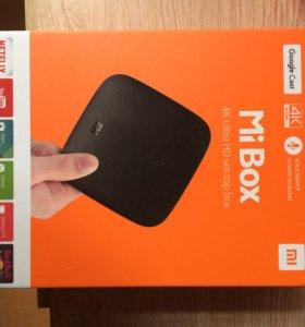 Xiaomi Mi TV Box 3, международная версия