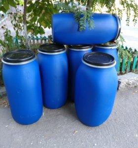 Бочки пластиковые 130 литров