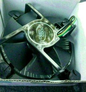 Новый кулер, радиатор, система охлаждения