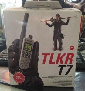 Рация TLKR T7 Motorola