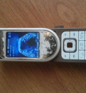 телефон nokia 7370