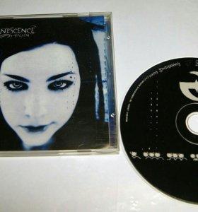 Диск с музыкой Evanescence