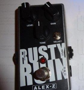 Alex-Z Rusty Ruin Fuzz