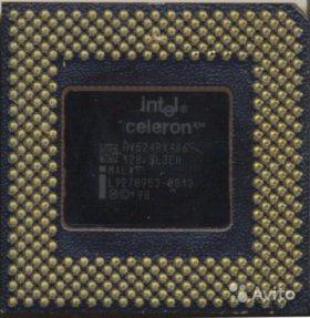 Процессор Intel Celeron 466 MHz (SL3EH)