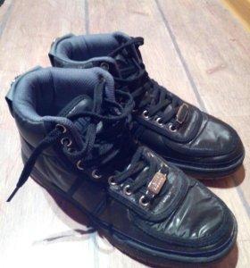 Ботинки подростковые Keddo осень-зима, 40-41р