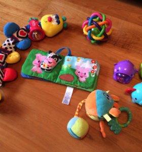 Набор пакет игрушек fisher price