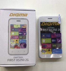 Смартфон Digma XS 350