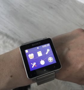 Часы SONY Smart Watch 2