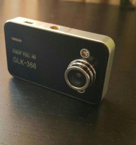 Full HD видеорегистратор GLK-366