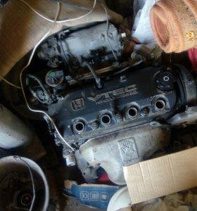 Двигатель F 23 A Honda Odysey
