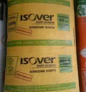 Isover плита классик
