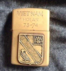 Зажигалка Zippo Vietnam