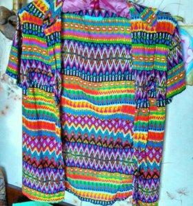 Рубашка с кармашками Terranova (m, 44-46)